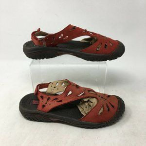 Jambu All Terra Design Fisherman Slingback Shoes L